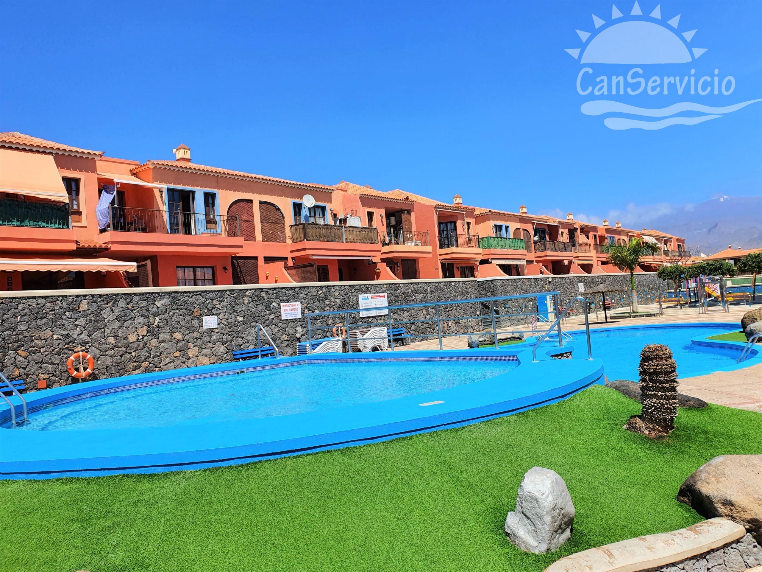 Apartment in Residencial Atlantico, Tenerife - Canservicio